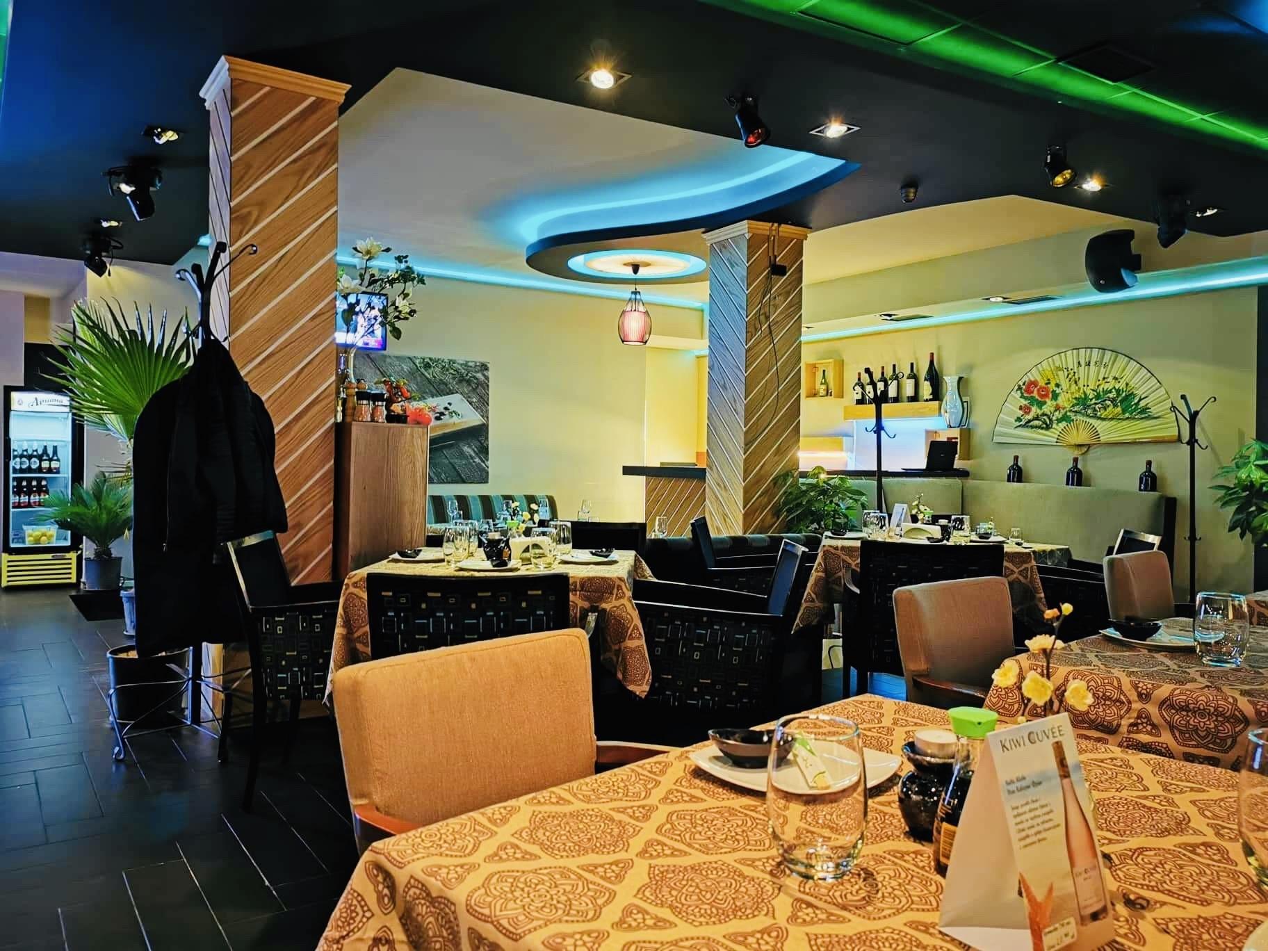 Masi v sushi restorant Ivan Vazov